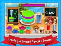 Cкриншот Rainbow Pancake Restaurant - Match & Stack it, изображение № 2177479 - RAWG