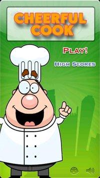 Cкриншот ! CHEERFUL COOK (Arcade for kids) Lite, изображение № 2146456 - RAWG