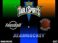 Cкриншот 3-D Table Sports, изображение № 339386 - RAWG