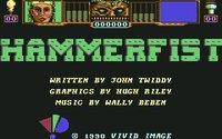 Cкриншот Hammerfist, изображение № 744527 - RAWG