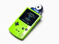 Cкриншот Game Boy Camera, изображение № 1643963 - RAWG