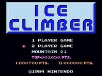 Ice Climber screenshot, image №248598 - RAWG