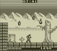 Cкриншот Castlevania: The Adventure (1989), изображение № 767945 - RAWG