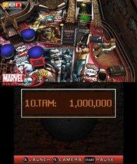 Cкриншот Marvel Pinball 3D, изображение № 794967 - RAWG
