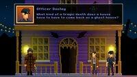 The Darkside Detective: A Fumble in the Dark screenshot, image №2600663 - RAWG