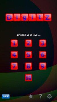 Cкриншот DigitZ - Brain-building fun!, изображение № 2817041 - RAWG