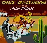 Cкриншот Cheese Cat-Astrophe Starring Speedy Gonzales, изображение № 758694 - RAWG