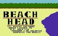 Cкриншот Beach Head, изображение № 753950 - RAWG
