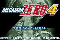 Mega Man Zero 4 (2005) screenshot, image №732643 - RAWG