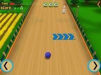 Cкриншот pandoux crazy bowling for kids - free game, изображение № 1866842 - RAWG
