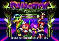 Cкриншот Knuckles' Chaotix, изображение № 746073 - RAWG