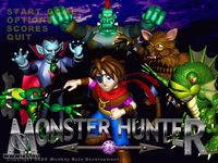 Cкриншот Monster Hunter(Contraband Entertainment), изображение № 315897 - RAWG