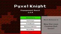 Cкриншот Pyxel Knight - Engagement Quest, изображение № 1093534 - RAWG