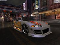 Need for Speed: Underground screenshot, image №809815 - RAWG