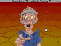 Cкриншот Space Quest 4: Roger Wilco and the Time Rippers, изображение № 322943 - RAWG
