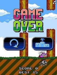 Cкриншот Skate Bird - The Adventure of a Flappy Tiny Bird, изображение № 1990076 - RAWG