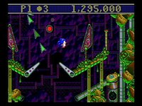 Cкриншот Sonic Spinball, изображение № 248649 - RAWG