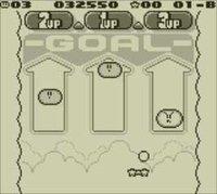 Kirby's Block Ball screenshot, image №260559 - RAWG