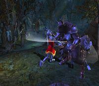 Cкриншот Хроники Нарнии. Лев, Колдунья и Волшебный Шкаф, изображение № 1720769 - RAWG