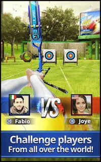 Cкриншот Archery King, изображение № 1452490 - RAWG