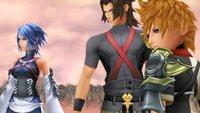 Cкриншот Kingdom Hearts Birth by Sleep, изображение № 1030872 - RAWG