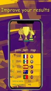 Cкриншот Football Card World Cup, изображение № 2779371 - RAWG