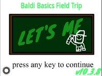 Cкриншот Baldi's Basics Field Trip Scratch Edition, изображение № 2422073 - RAWG