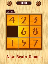 Cкриншот Number Puzzle - Brain Games, изображение № 2208127 - RAWG