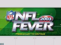 Cкриншот NFL Fever 2003, изображение № 2022237 - RAWG