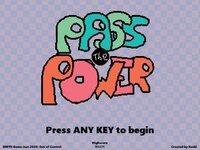 Cкриншот Pass The Power, изображение № 2443884 - RAWG