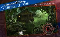 Cкриншот Samantha Swift and the Fountains of Fate - Collector's Edition, изображение № 935634 - RAWG
