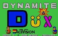 Dynamite Düx screenshot, image №744237 - RAWG