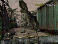 Cкриншот Dino Crisis 2: Закат человечества, изображение № 807685 - RAWG