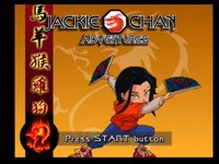 Cкриншот Jackie Chan Adventures, изображение № 732158 - RAWG
