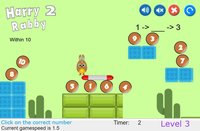 Cкриншот HarryRabby 2 Elementary Math - Missing number in a sequence, изображение № 1833120 - RAWG