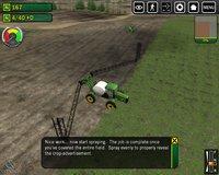 Cкриншот John Deere: Drive Green, изображение № 520956 - RAWG