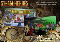 Cкриншот Steam Heroes, изображение № 206754 - RAWG