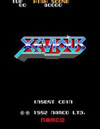 Xevious (1983) screenshot, image №731374 - RAWG