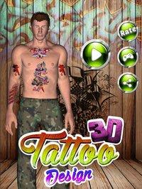 Cкриншот Tattoo Design 3D Master Pro, изображение № 2174271 - RAWG