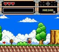 Turma da Mônica na Terra dos Monstros screenshot, image №2420741 - RAWG