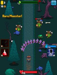 Cкриншот Dash Quest, изображение № 22877 - RAWG