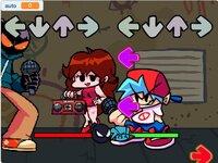 Friday night funkin: whitty mod (lo-fight) with music screenshot, image №2751536 - RAWG
