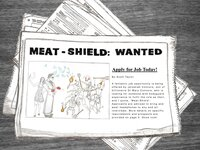 Cкриншот Meat-Shield: Wanted, изображение № 2455177 - RAWG