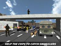 Cкриншот Sniffer Dog Agent: Help Border Patrol Agency USBP, изображение № 1780074 - RAWG