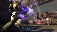 Warhammer 40,000: Space Marine screenshot, image №107860 - RAWG
