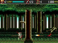 Shinobi III: Return of the Ninja Master screenshot, image №179288 - RAWG
