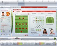 Cкриншот FIFA Manager 09, изображение № 496163 - RAWG