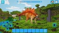 Cкриншот JurassicCraft: Free Block Build & Survival Craft, изображение № 2080804 - RAWG