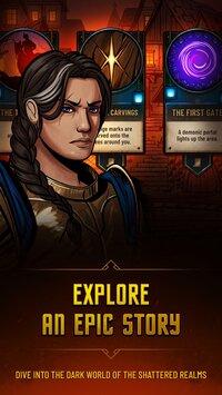Cкриншот Dawncaster: Deckbuilding RPG, изображение № 2813326 - RAWG
