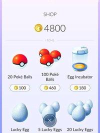Pokémon GO screenshot, image №1970221 - RAWG
